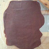 黑纹奶酪饼干的做法图解9