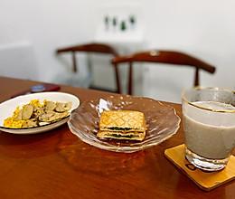 #全电厨王料理挑战赛热力开战!#热压三明治的做法
