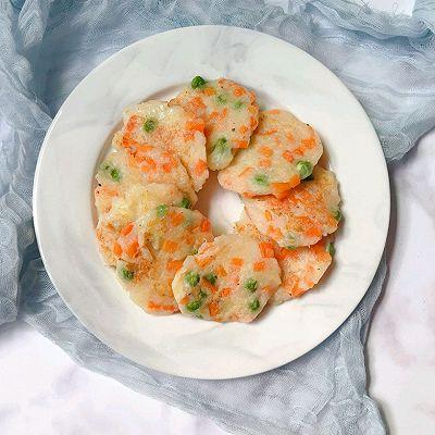 杂蔬土豆饼