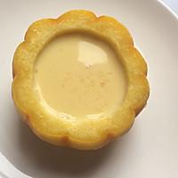 美妙的夏日甜品:小南瓜蒸蛋奶的做法图解9