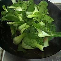 牛肉炖青菜的做法图解4