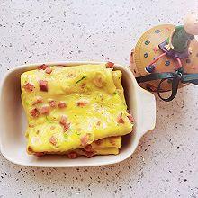 营养早餐鸡蛋饼