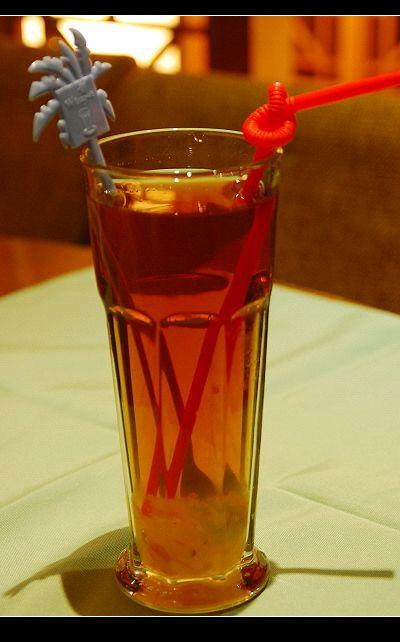 夏日酷爽冷饮冰红茶的做法步骤