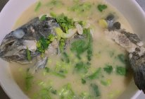 黑头鱼汤的做法