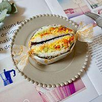 米饭三明治