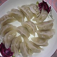 鲜菇水晶饺