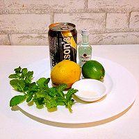 夏日特饮—Mojito(标准版&快手版)的做法图解1