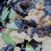 #520,美食撩动TA的心!# 木耳炒鸡蛋的做法图解8