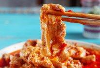 水煮肉片│麻辣鲜香的做法