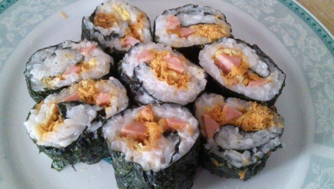 寿司初学者