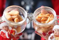 自制童年零食——江米条&虾条的做法