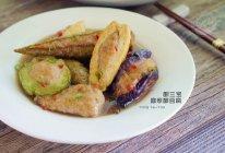 客家煎酿三宝【酿豆腐】的做法