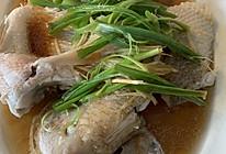 葱姜蒸鱼的做法