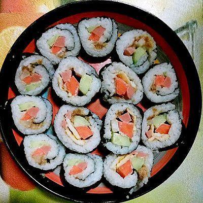 家用简单寿司