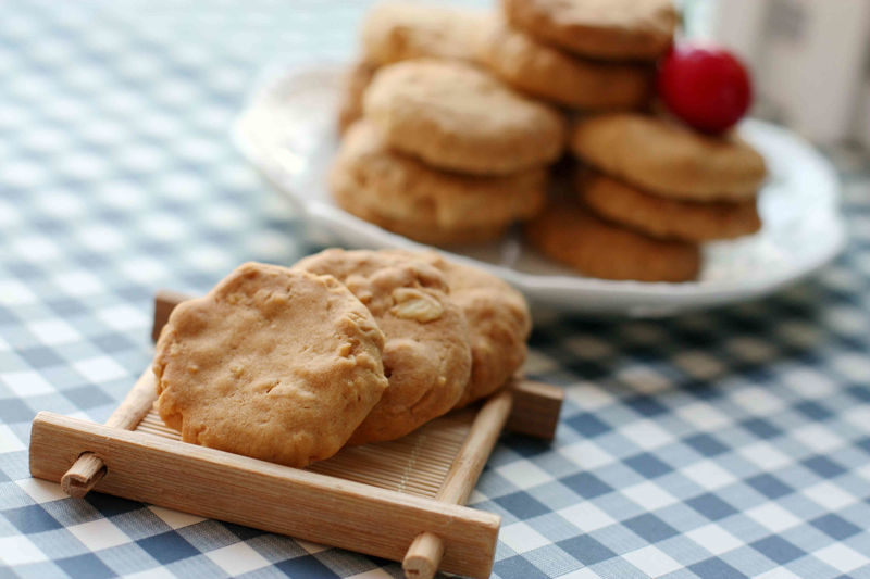 简易上手的造型----麦片饼干