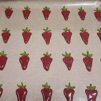 史上最详细彩绘毛巾卷-蔓越莓奶油彩绘毛巾卷#最萌缤纷儿童节#的做法图解25