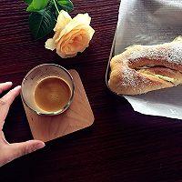 咖啡杏仁乳酪包的做法图解17