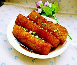 红烧冬瓜~最最家常味的做法
