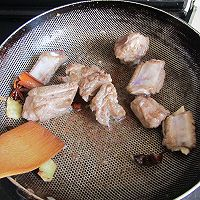糖醋菜中具有代表性的传统菜---糖醋排骨的做法图解3