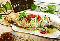 清蒸鲈鱼#洁柔食刻,纸为爱下厨#的做法