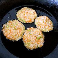 米饭煎饼的做法图解5