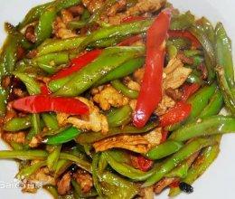 【哪有牛牛群辣椒炒肉】湖南辣椒炒肉的做法