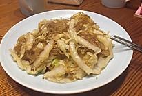 粉丝炒白菜(基础应急菜)的做法