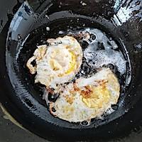 #我要上首焦#全网最火的荷包蛋焖面❗️真的太好吃啦❗️的做法图解1
