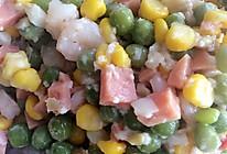 青豆虾仁的做法