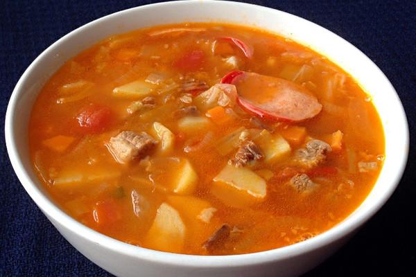 浓汤宝海派罗宋汤的做法