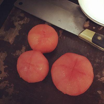 美味Pizza酱~(附快捷去番茄皮方法)的做法 步骤7