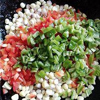 """天然""""抗衰剂"""":双椒玉米粒的做法图解6"""