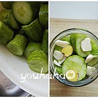 #夏日素食#酱黄瓜的做法图解5