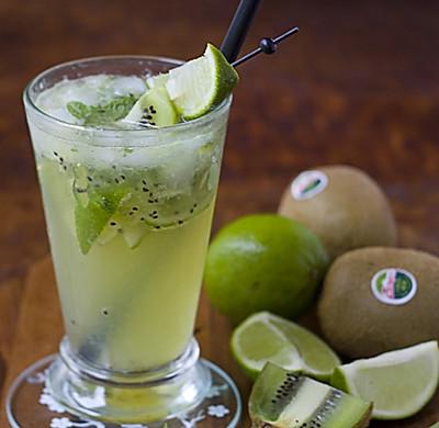 Mojito kiwi 饮料