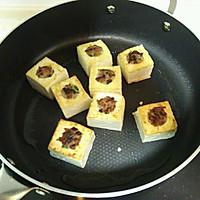 砂锅豆腐酿的做法图解8