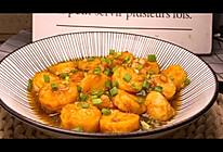 酱汁日本豆腐的做法