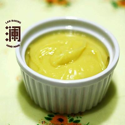 澜家口味自制沙拉酱(只用蛋黄配方)