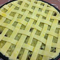 平安夜的小甜品——红豆苹果派的做法图解14