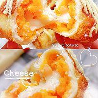 #丘比三明治#满足味蕾的薯香芝士三明治卷的做法图解4