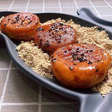 红糖南瓜饼