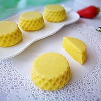 玉米面蒸蛋糕#发现粗粮之美#的做法图解12