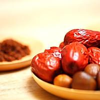 迷迭香美食| 红枣栗子鸡蛋红糖水的做法图解1
