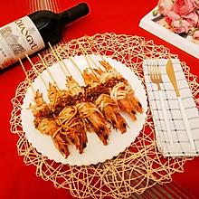 泰式甜辣绷带虾#节后清肠大作战#