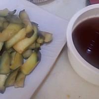 不辣下饭菜之鱼香茄条的做法图解4
