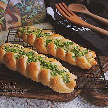 葱花辫子面包#硬核菜谱制作人#