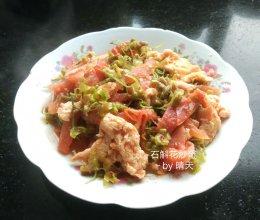 #花10分钟,做一道菜!#石斛花+炒蛋的做法