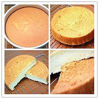烤箱做蛋糕(戚风蛋糕的做法)的做法图解11