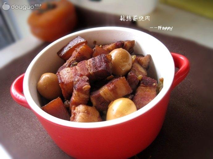 鲳鱼蛋烧肉的做法海豆腐炖西红柿鹌鹑图片