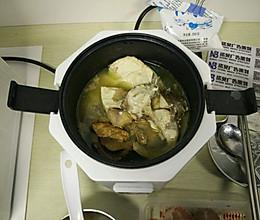 草鱼鲜肝豆腐汤的做法