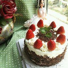 黑森林蛋糕-樱桃的诱惑